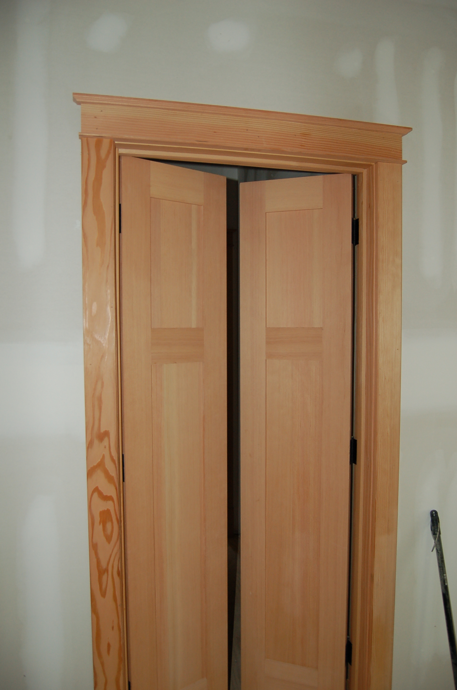Doors At Last Modern Craftsman Style Home